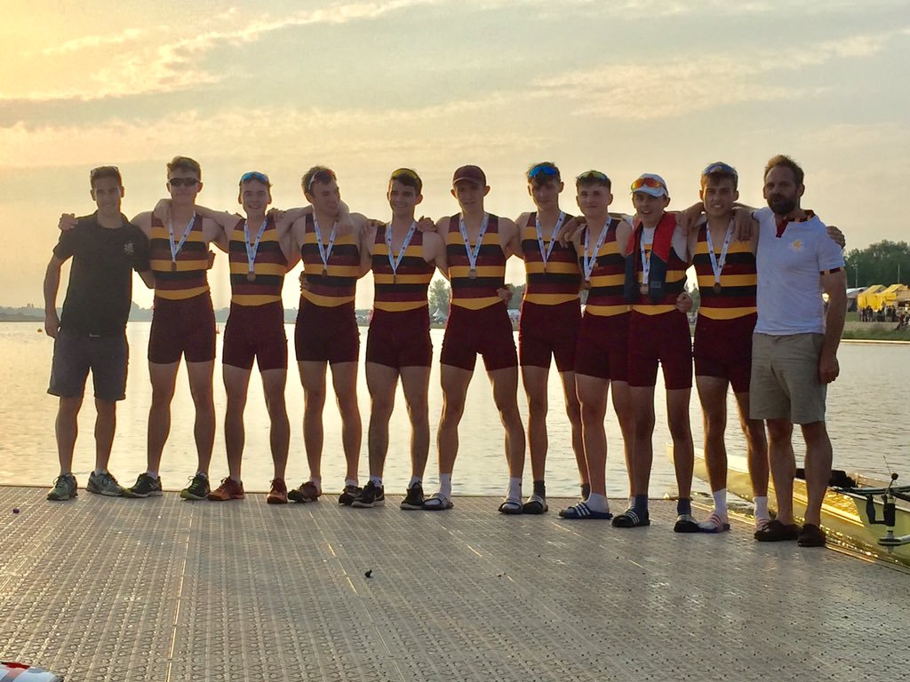 Poll: Who Will Win Junior 16 Championship Eights at the