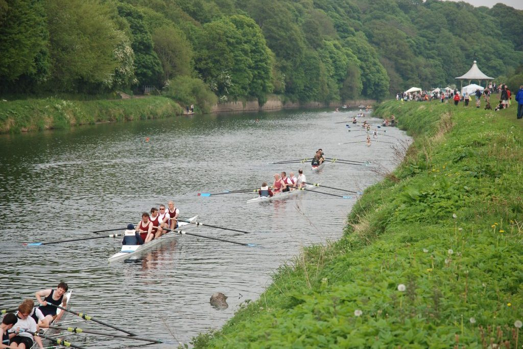 Durham City Regatta 2018 Junior Rowing News